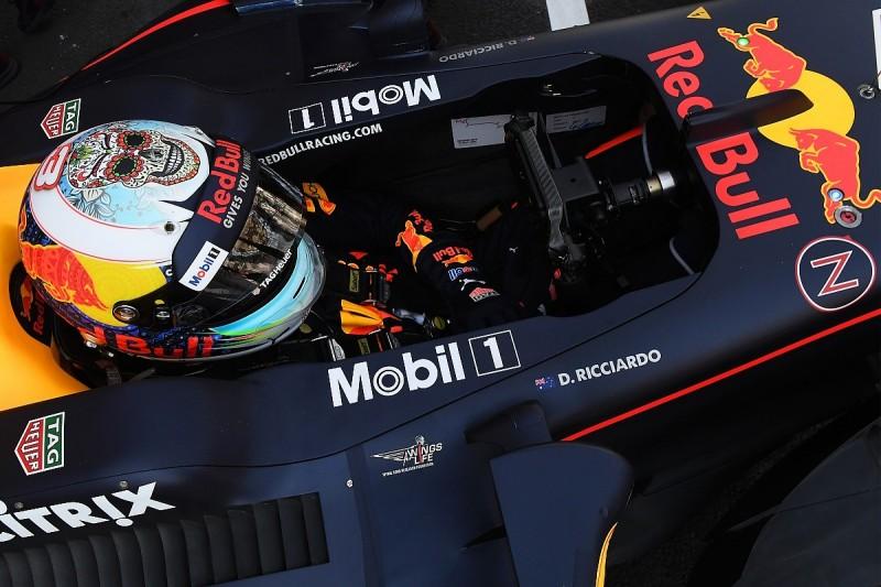 Brazilian GP: Ricciardo 'likely' to get grid penalty