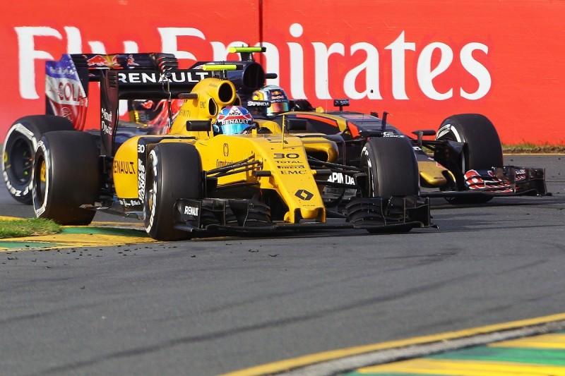 Renault can outdevelop its Formula 1 rivals - Jolyon Palmer