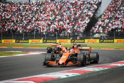 Stoffel Vandoorne gets McLaren upgrade for first time at Interlagos