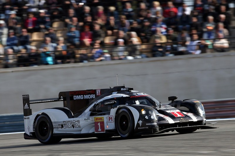 Porsche ends Paul Ricard WEC test fastest with Brendon Hartley