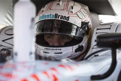 Ex-F1 test driver Jordan King 'serious' about Formula E future