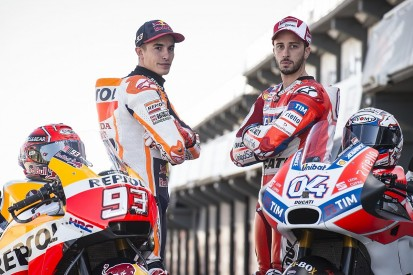 MotoGP Valencia: Marquez's lack of discipline buoys Dovizioso