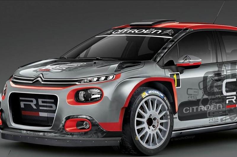 Citroen's new R5 for WRC2 and ERC to make Rallye du Var debut