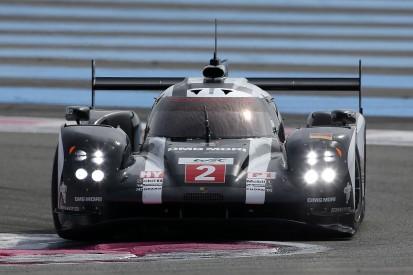 Neel Jani fastest for Porsche as WEC Paul Ricard test starts