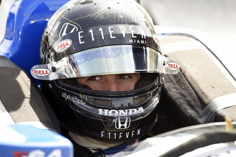 Dale Coyne deal delay opened 2018 Ganassi IndyCar door for Jones