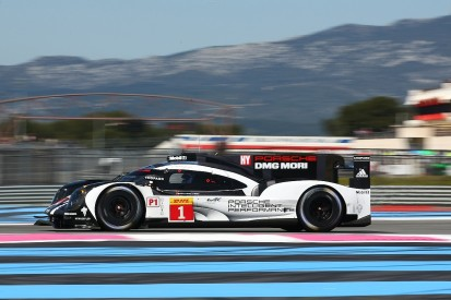 Brendon Hartley keeps Porsche on top in Paul Ricard WEC test