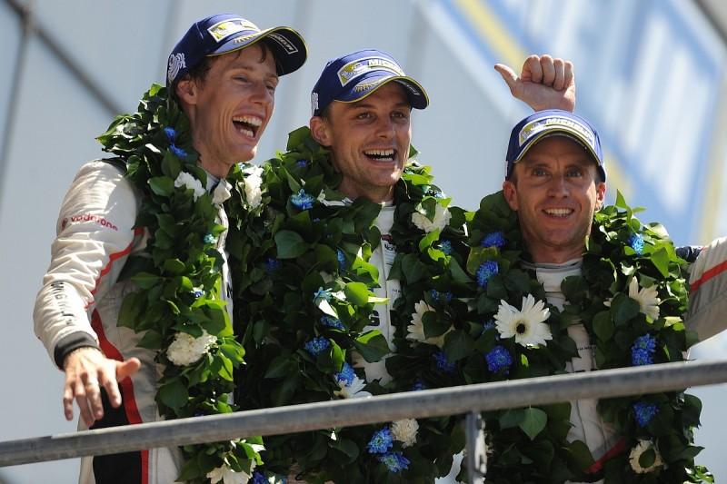 Porsche's Le Mans winner Bernhard eyes IMSA endurance races