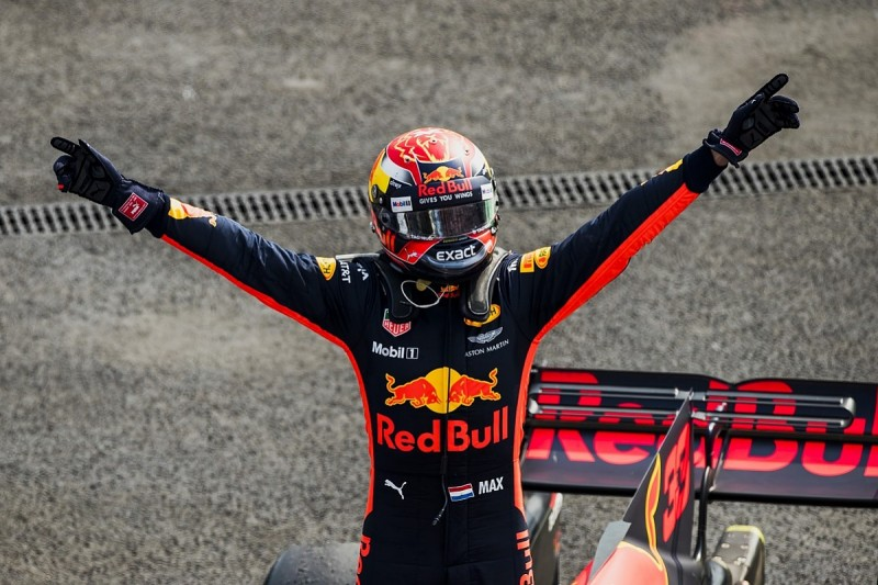 Red Bull 2017 turnaround prompted Max Verstappen to sign new F1 deal