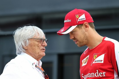 Bernie Ecclestone backs drivers' call for Formula 1 reform