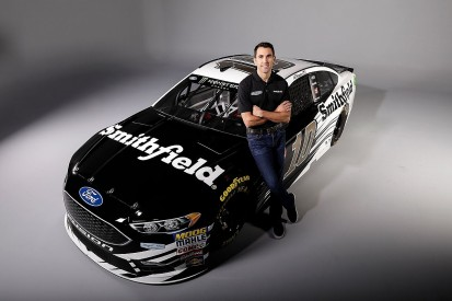 Almirola confirmed as Patrick's replacement at Stewart-Haas