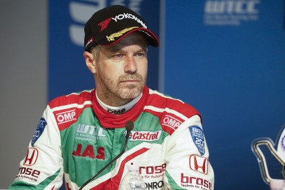 Tiago Monteiro ruled out of Macau WTCC round due to injuries
