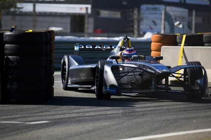 'Ugly' chicanes Neel Jani's most valuable lesson from Formula E testing