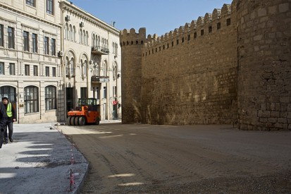 Baku F1 circuit will be world's fastest street track - Tilke