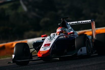 Antonio Fuoco stays on top in GP3 testing at Estoril