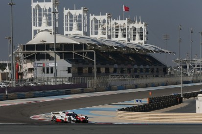 WEC reveals initial rookie test entry without Fernando Alonso