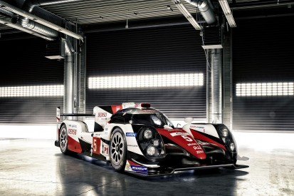 Toyota launches V6-powered TS050 HYBRID LMP1 racer for 2016 WEC