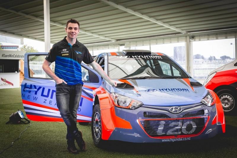 Hyundai WRC driver Hayden Paddon launches New Zealand rally scheme