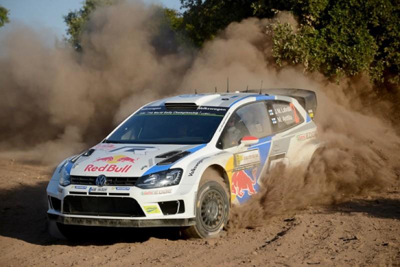 WRC Italy: Jari-Matti Latvala still leads despite engine scare