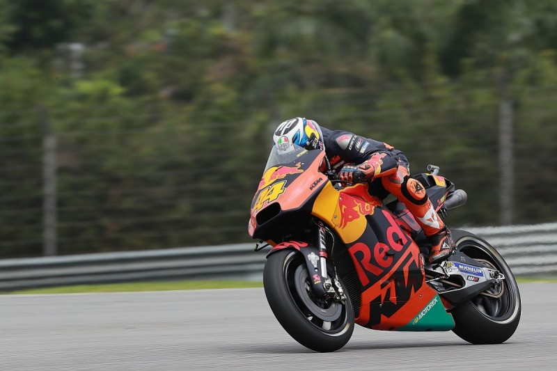 KTM can make 'another big step' in 2018 MotoGP season