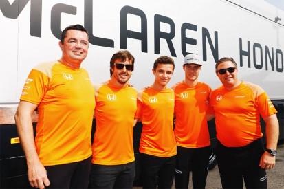 Alonso Norris Daytona 24 Hours comparisons inevitable - McLaren