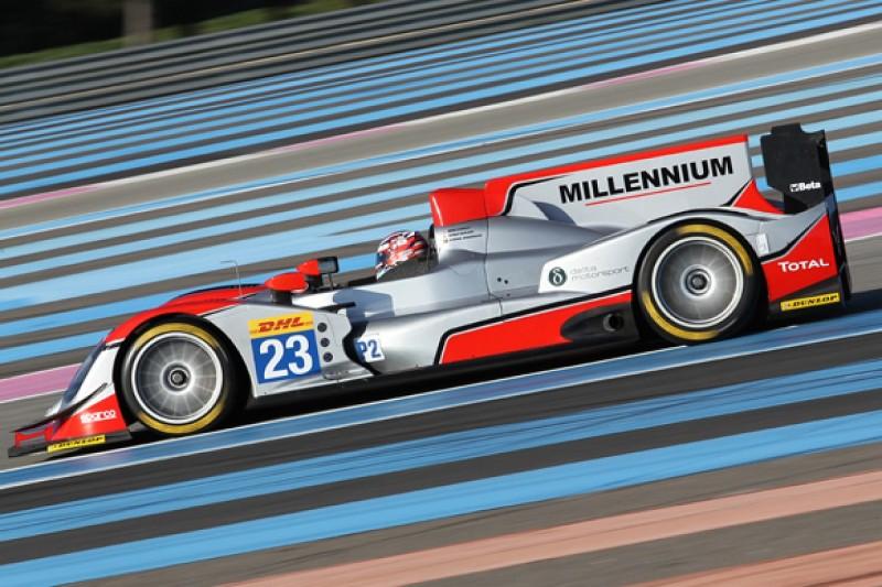 Le Mans 24 Hours down to 55 cars as Millennium LMP2 team withdraws