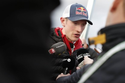 Elfyn Evans urges Sebastien Ogier to stay at M-Sport for 2018 WRC
