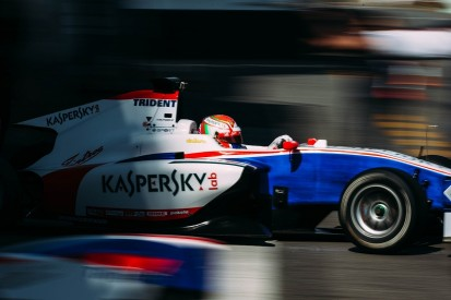 Ferrari junior Fuoco leads second day of GP3 Series testing