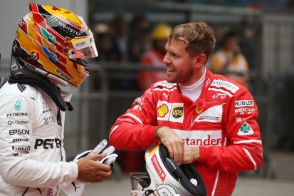 Vettel woke 'sleeping' F1 rival Hamilton up - Jacques Villeneuve