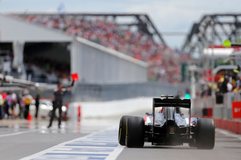 F1's smaller teams against plans to cut Friday practice in 2015