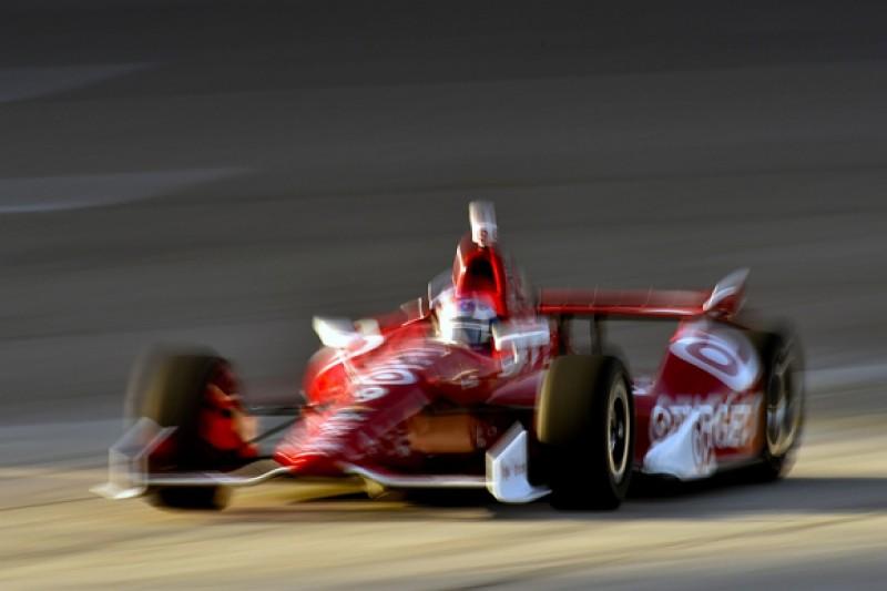 Texas IndyCar: Scott Dixon leads night practice