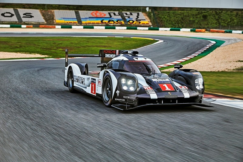 Porsche launches 2016 919 Hybrid LMP1 for WEC and Le Mans defence