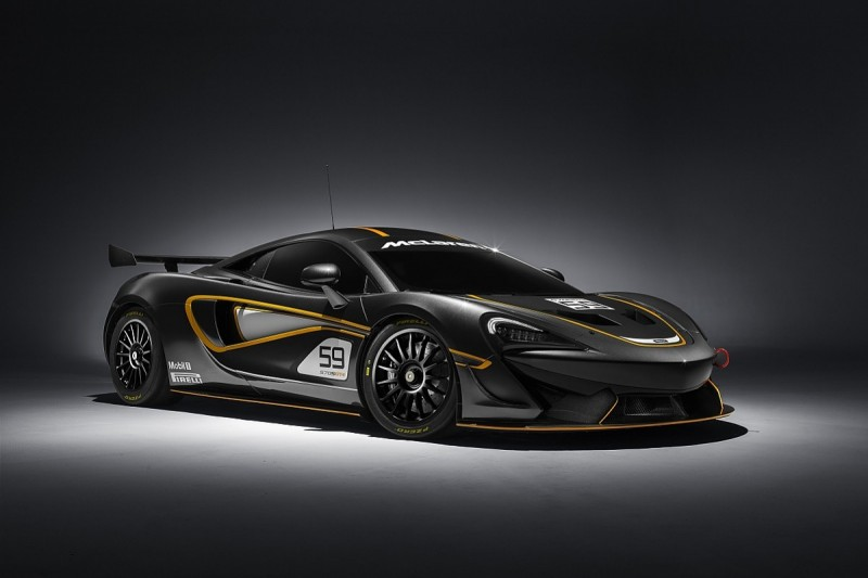 Teenage Ecurie Ecosse duo to spearhead McLaren GT4 British GT entry