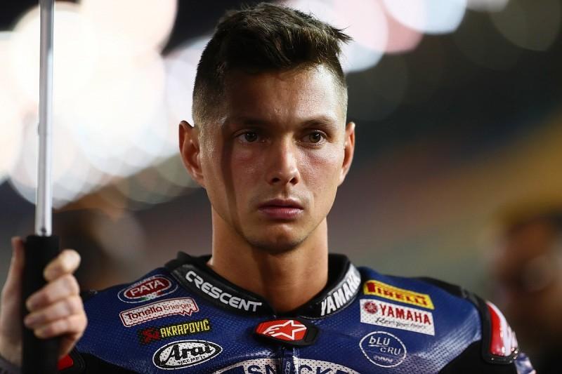 Van der Mark back to Tech3 in MotoGP replacing Folger for Valencia