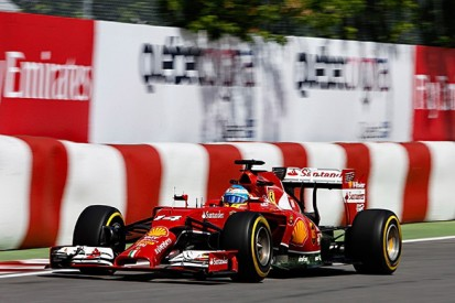 Canadian GP: Alonso beats Mercedes duo in first practice