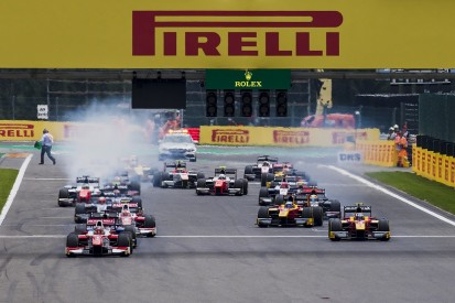 Formula 2 expands calendar for 2018, all dates at F1 grands prix