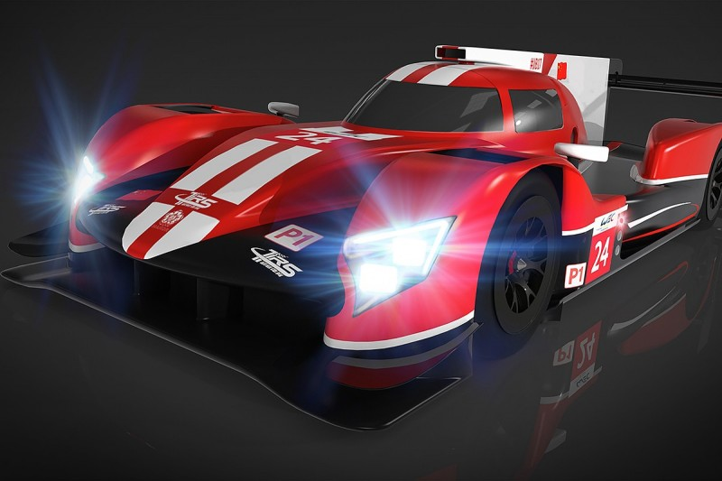 Ginetta to launch new LMP1 car at 2018 Autosport International Show