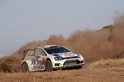 WRC Italy: Jari-Matti Latvala pulls away, Sebastien Ogier to second