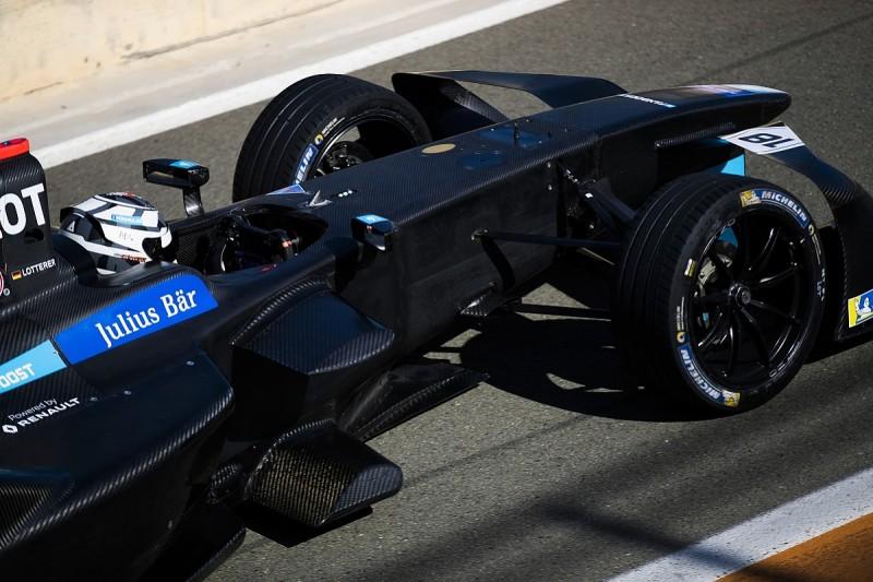 Formula E 'the opposite' for 'spoiled' Andre Lotterer
