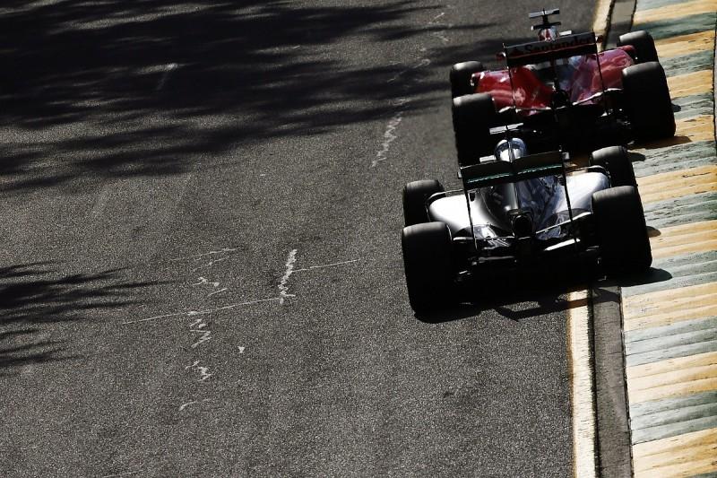 Mercedes and Ferrari take different F1 tyre splits for Bahrain GP