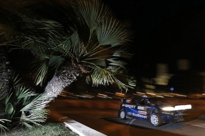 WRC Italy: Mikko Hirvonen takes early lead after superspecial