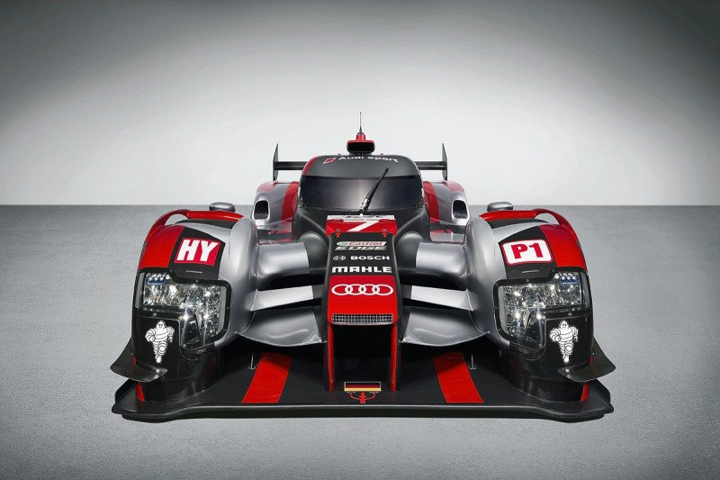 Audi reveals livery and tech details for new R18 LMP1 racer
