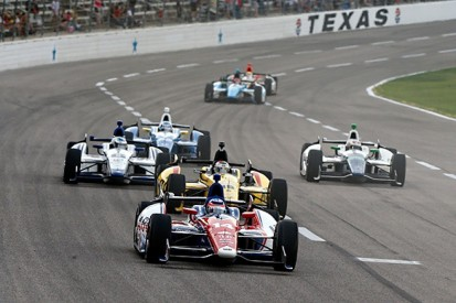 IndyCar to allow aero options at Texas Motor Speedway