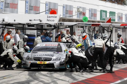 Mercedes given additional DTM test day to improve performance