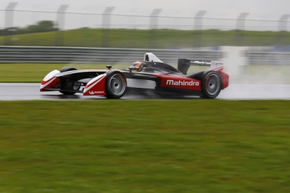 Ex-F1 racer Karun Chandhok says Formula E car 'intriguing'