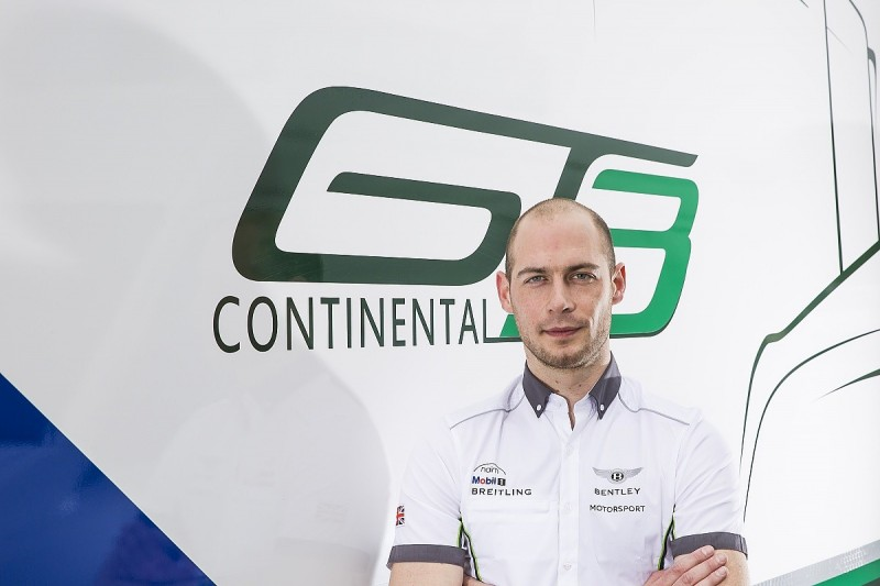 Ex-Nissan driver Wolfgang Reip switches to Bentley for 2016
