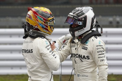 Bottas didn't realise how hard Hamilton works at Mercedes F1 team
