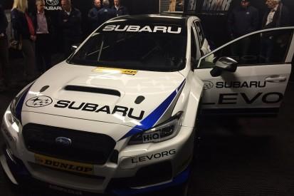 New BTCC Subaru to miss official test day at Donington
