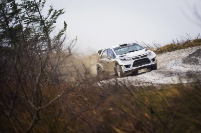 Double WRC champion Gronholm tests Proton's R5 WRC car in Wales