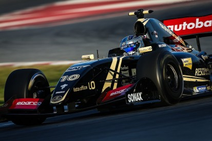 Lotus to run Roy Nissany and Rene Binder in Formula V8 3.5