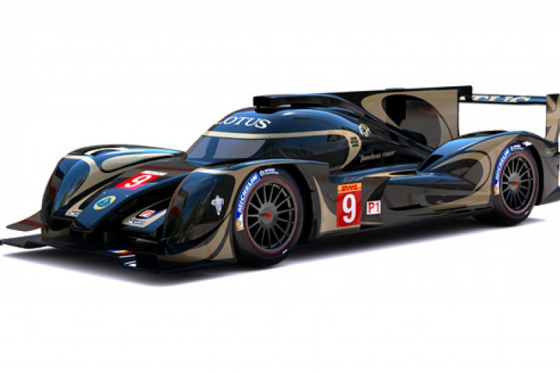 Lotus T129 LMP1 on schedule for unveiling at Le Mans